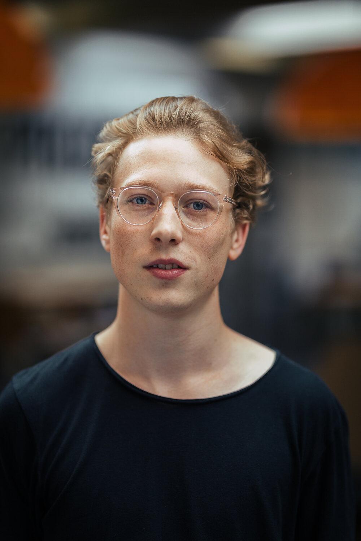 Kryštof Blabla  - Junior Sound Mixer / Editor / Designer