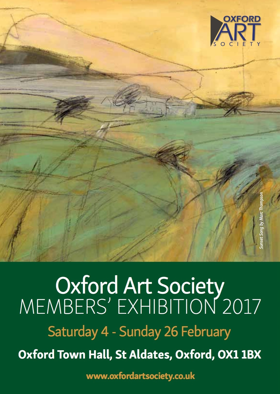 Past Exhibitions - Oxford Artweeks almost annually since 2002. Oxford Art Society Exhibitions since 2003. O3 Gallery, Oxford Castle, 2008 - one of a small number of selected artists in an Artweeks 'Taster' exhibition.