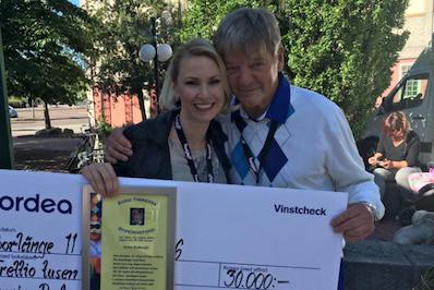 Annie Rydensjö - Parnevikstipendiat