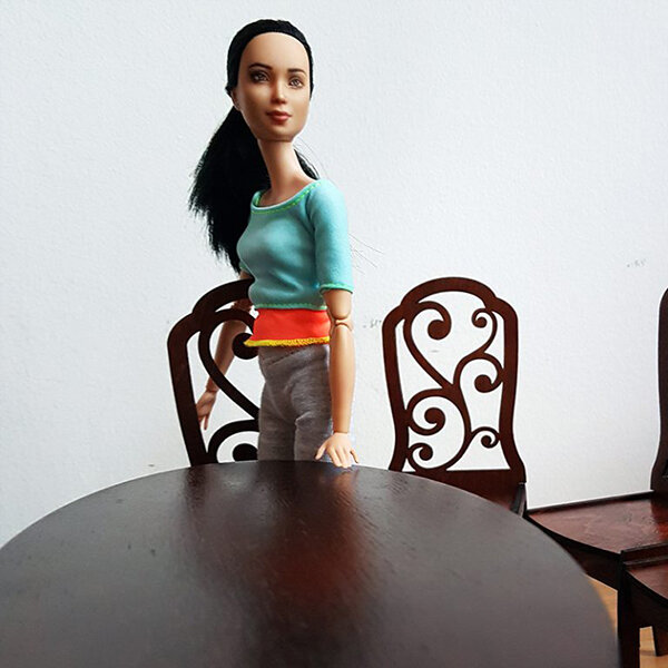 Dining Set, Not Quite Playscale - Plastically Perfect - Barbie Diorama Gear 03.jpg