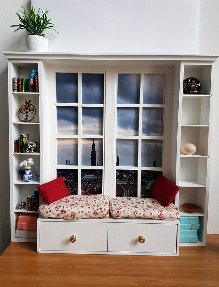 Reading Window, Not Quite Playscale, Furniture for Barrbie - Plastically Perfect - Barbie Diorama Gear 05.jpg
