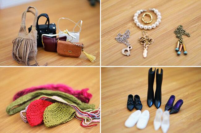 Plastically Perfect - 10-Piece Barbie Capsule Wardrobe Challenge Accessories 06.jpg