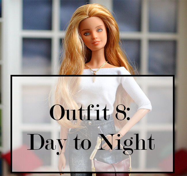 OOAK blonde hair fashionista festival Barbie, Willow, Plastically Perfect - OOTD capsule wardrobe outfit 8 media pic.jpg