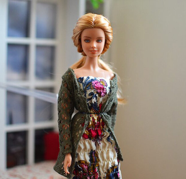 OOAK fashionista festival barbie - Plastically Perfect - OOTD capsule wardrobe outfit 10 pic 02.jpg