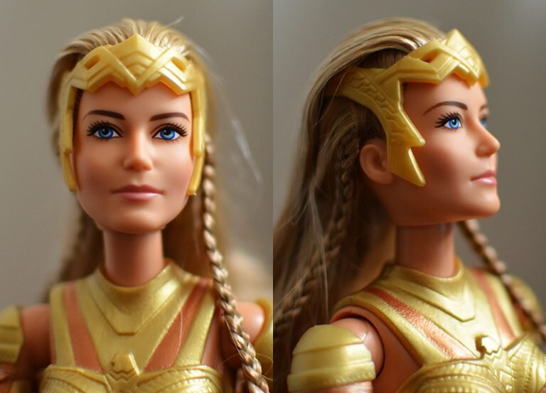 Plastically Perfect - Playscale Enthusiast Doll Review - 2017 Black Label Queen Hippolyta Barbie 03.jpg