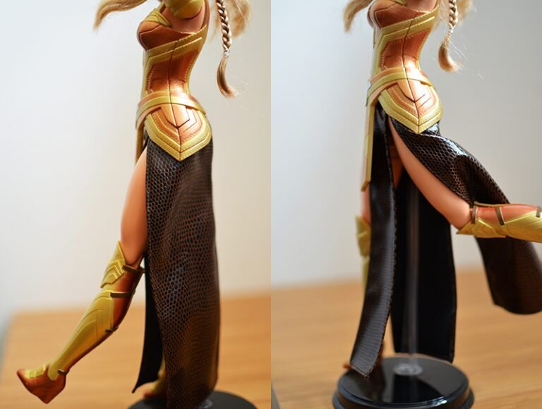Plastically Perfect - Playscale Enthusiast Doll Review - 2017 Black Label Queen Hippolyta Barbie 06.jpg
