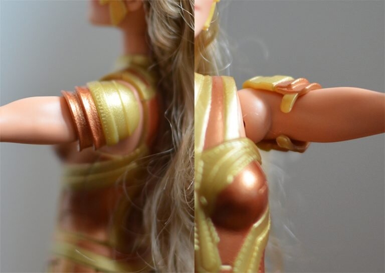 Plastically Perfect - Playscale Enthusiast Doll Review - 2017 Black Label Queen Hippolyta Barbie 09.jpg