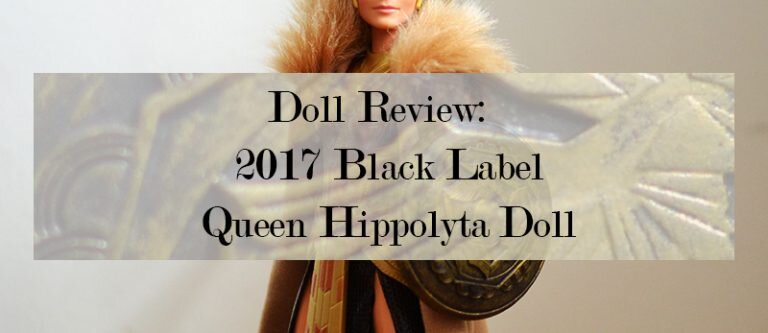 Plastically Perfect - Playscale Enthusiast Doll Review - 2017 Black Label Queen Hippolyta Barbie media.jpg