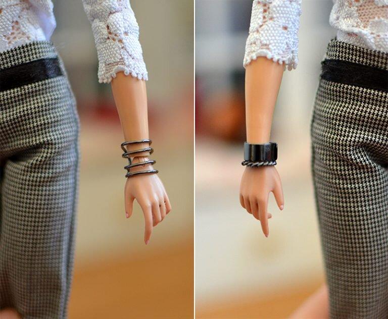 OOAK-Repainted-Black-Hair-Made-to-Move-Barbie-Accessories-Jewelry - Upcycle-Hack-Tip n Tricks 03.jpg