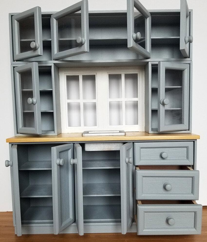 Ikea Kitchen inspiration, Playscale Furniture for Barbie - Plastically Perfect - Diorama Kitchen Piece 02.jpg