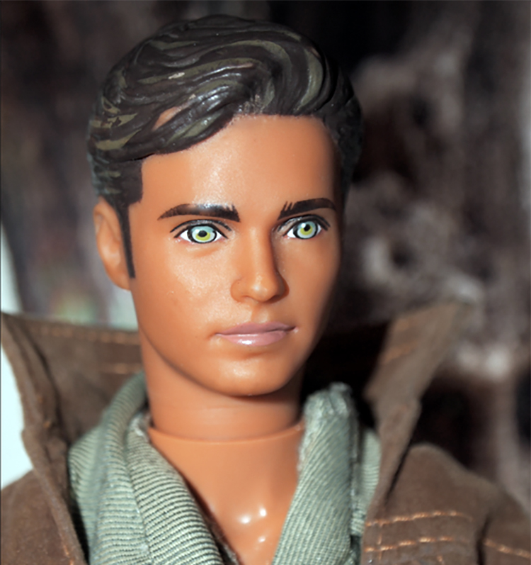 Nostalgic Dolls - My First Childhood Ken - Plastically Perfect - 1991, Brandon, 90210 Male Doll 01.jpg