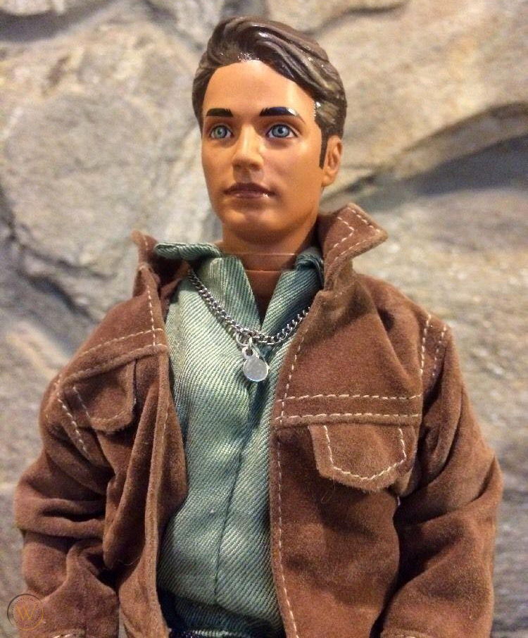 Nostalgic Dolls - My First Childhood Ken - Plastically Perfect - 1991, Brandon, 90210 Male Doll 02.jpg