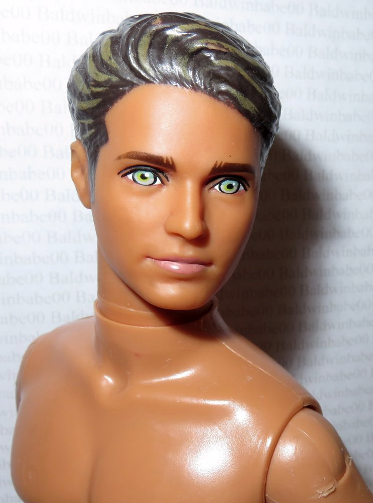 Nostalgic Dolls - My First Childhood Ken - Plastically Perfect - 1991, Brandon, 90210 Male Doll 03.jpg