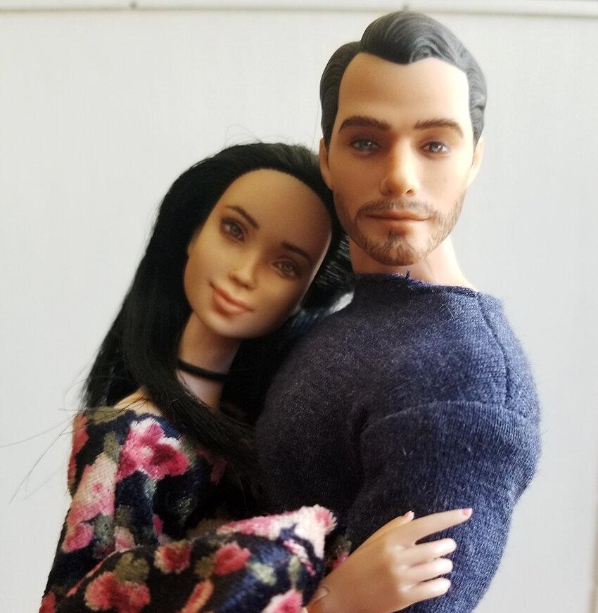 OOAK-Repainted-Barbie-Black-Hair-Made-to-Move-Floral-Dress-Repainted-OOAK-Superman-01.jpg