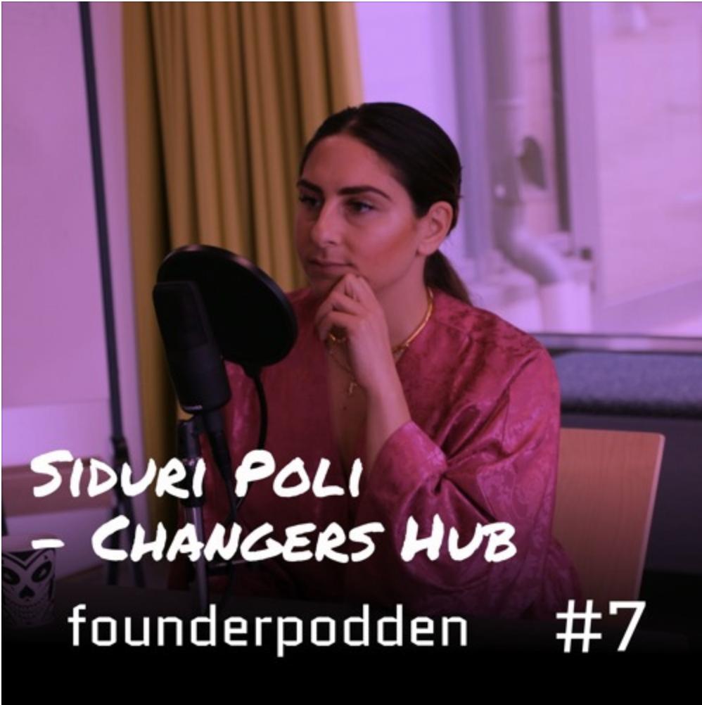 Podcast Founderpodden