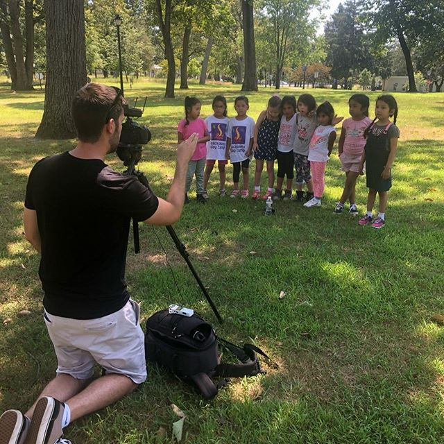 The EVP crew recently spent some time with the Girls Are Great program as part of the Girl Scouts of the Jersey Shore. These almost kindergarteners were so full of joy & loved sharing their morning song with us! What joy do you have that you'd like to share with your audience?        #marketingvideo #fundraisingideas #videoproductioncompany #promovideo #visualstorytelling #cinematicvideography #nonprofitmarketing #storytellers