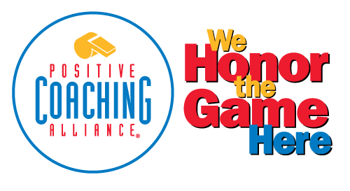 We're proud to partner with the Positive Coaching Alliance. Parents learn how to guide their athlete through the sport...and life.