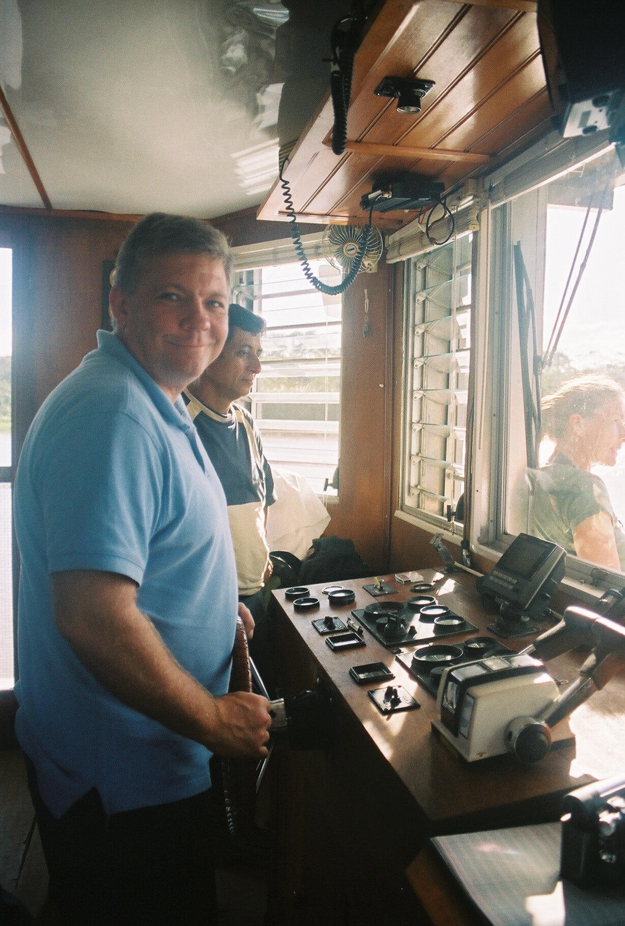 Steve driving.jpg