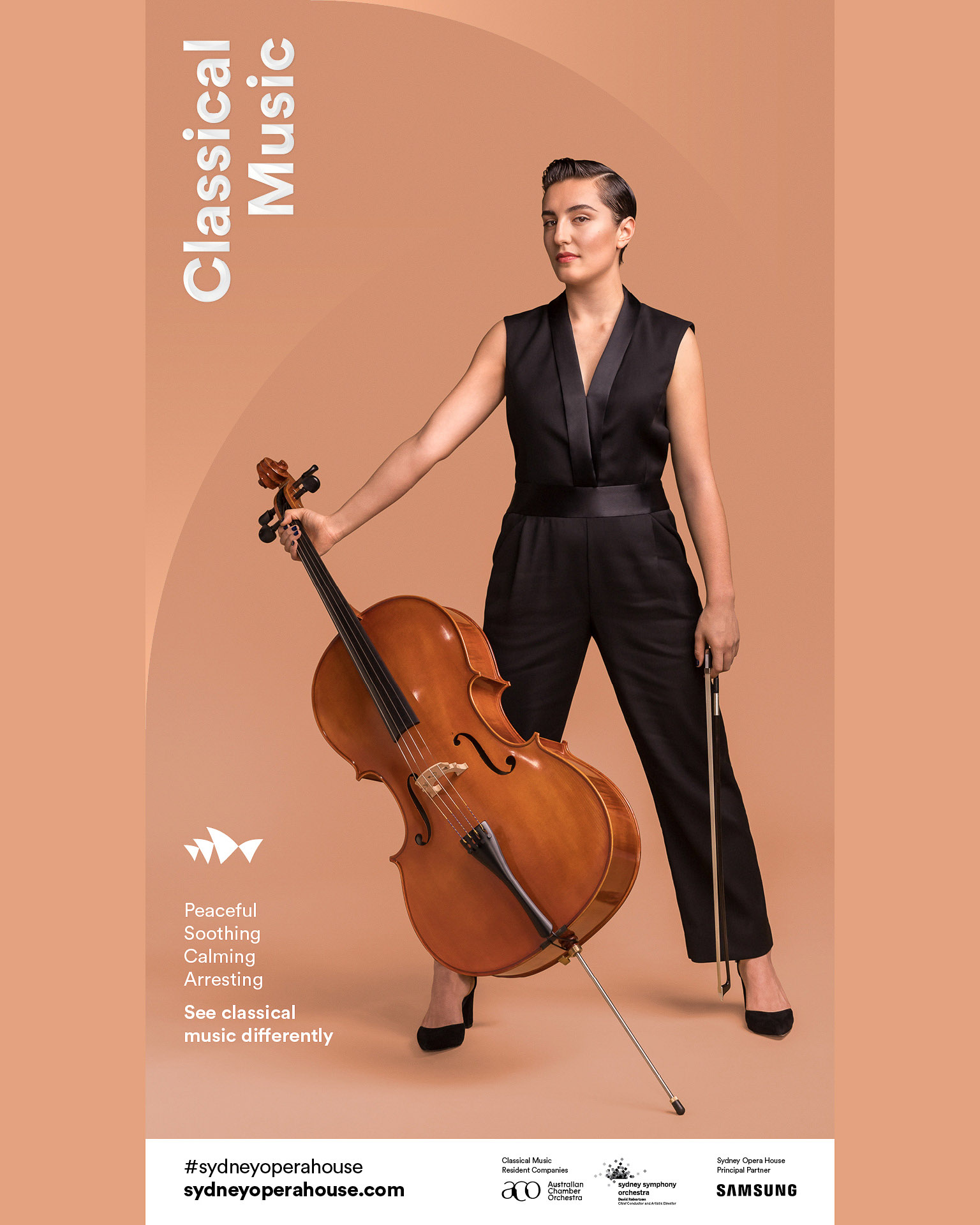 Classical Music - Sydney Opera House Brand Campaign