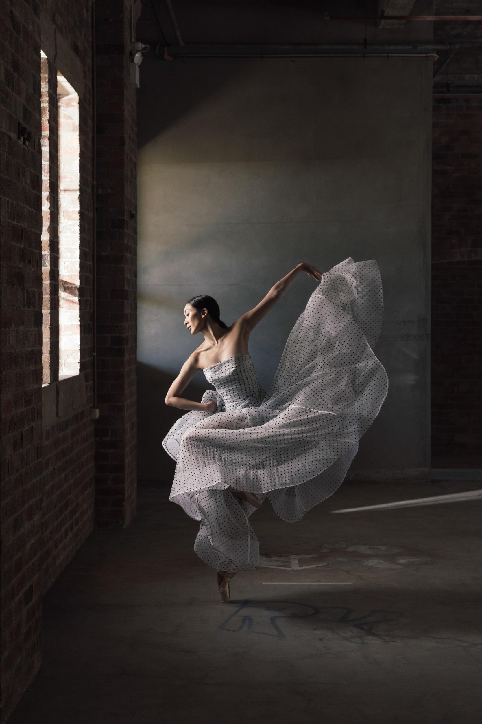 Natasha Kusen - The Australian Ballet