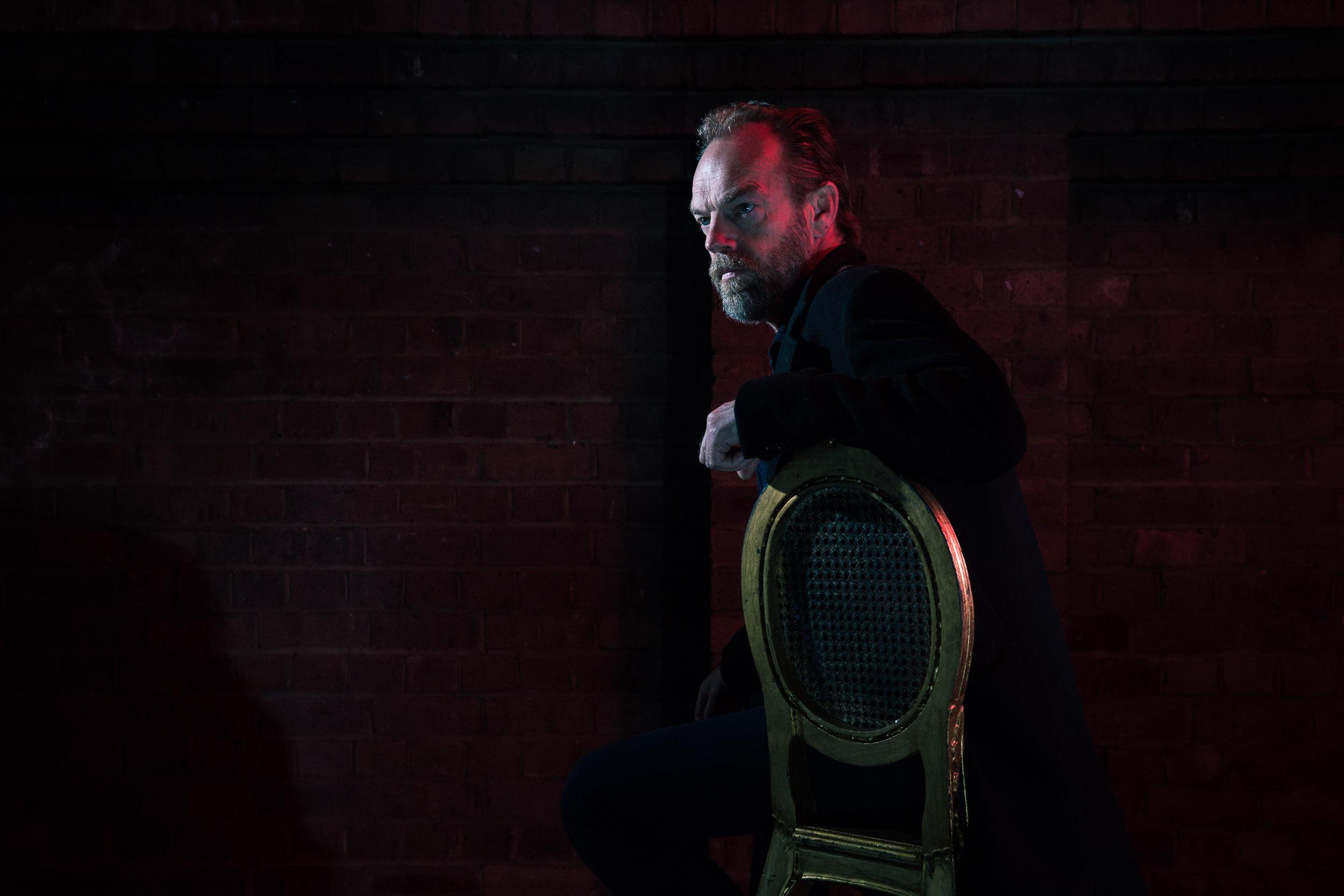 Hugo Weaving - Macbeth