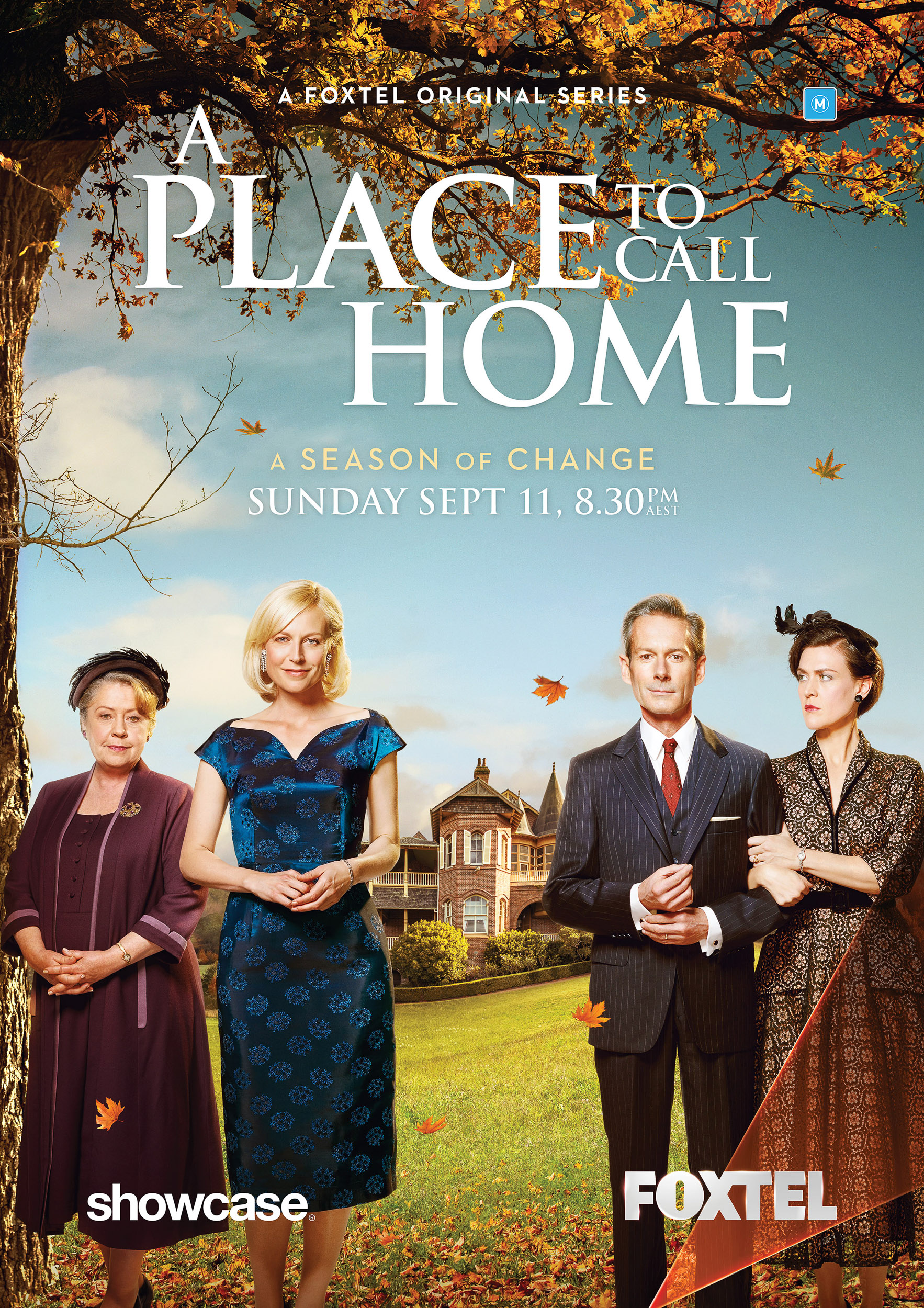 A Place to Call Home - Key Art