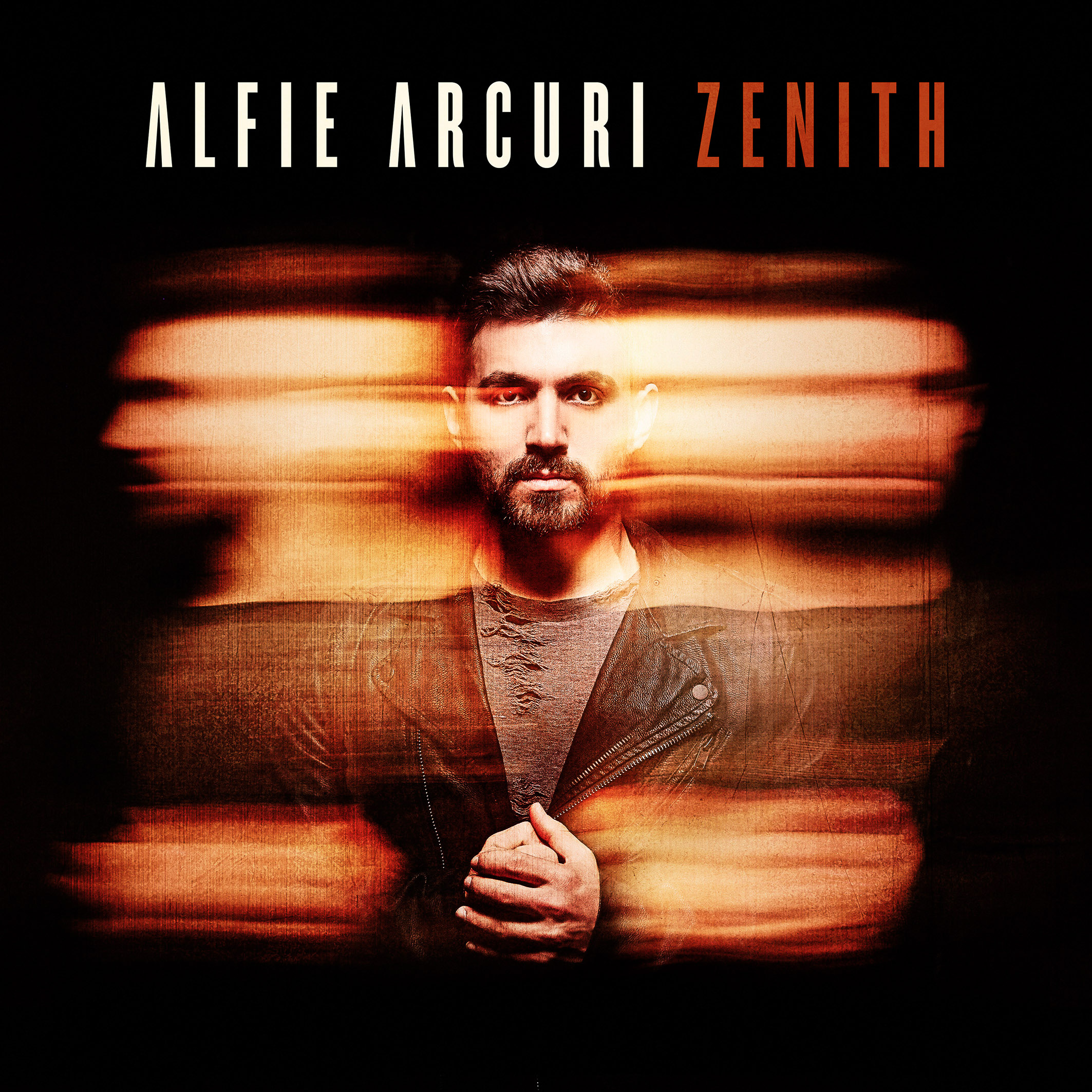 Alfie Arcuri album cover
