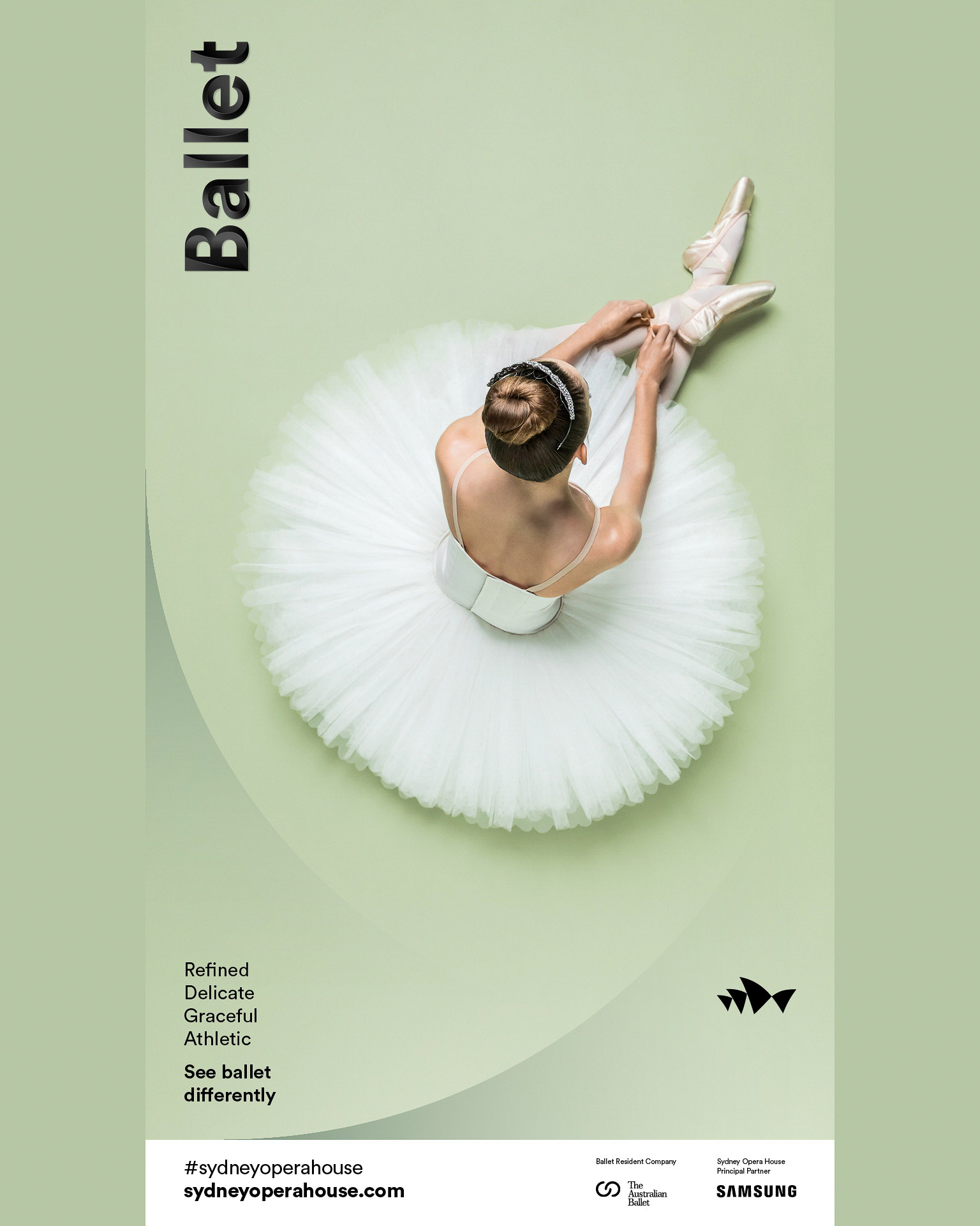Ballet - SOH Brand Campaign