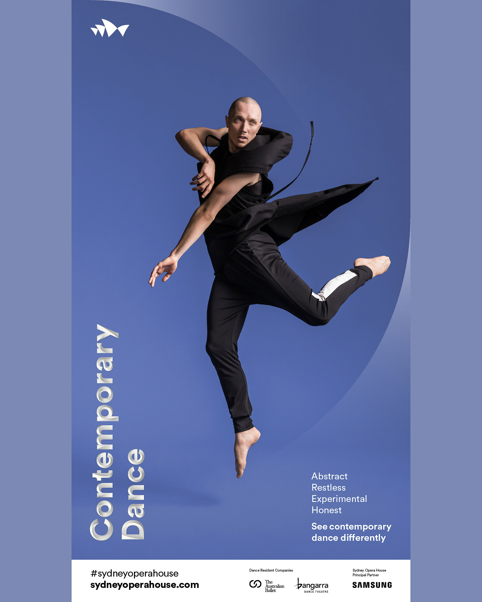 Contemporary Dance - SOH Brand Campaign
