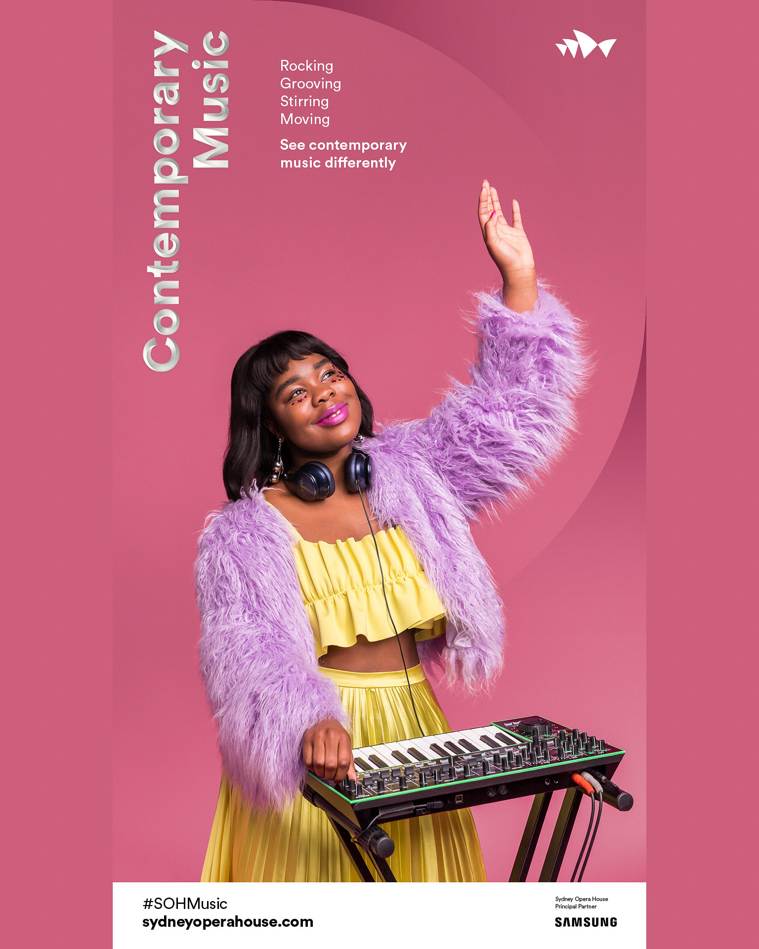 Contemporary Music - SOH Brand Campaign
