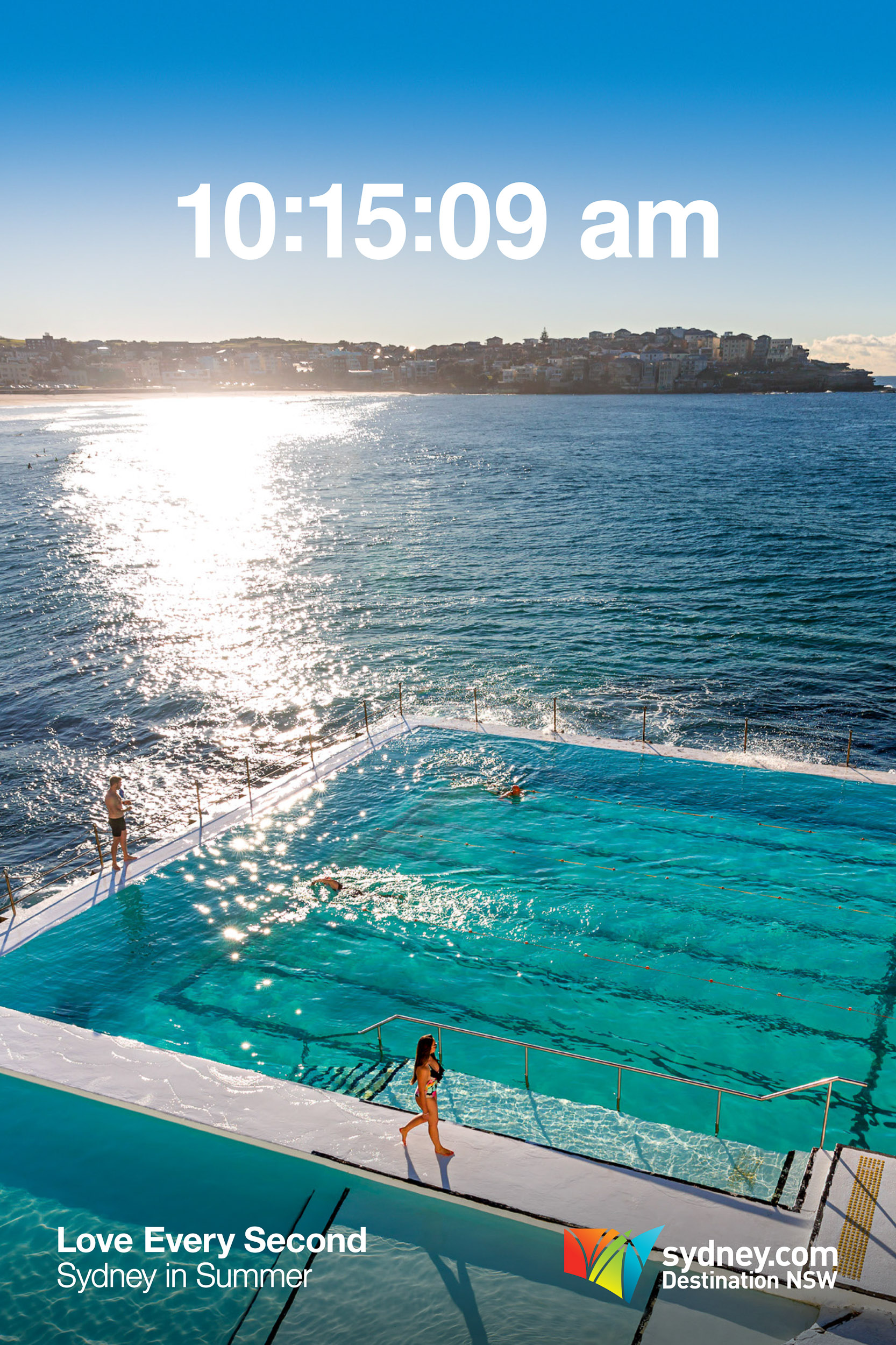 Destination NSW - Love Every Second ad campaign