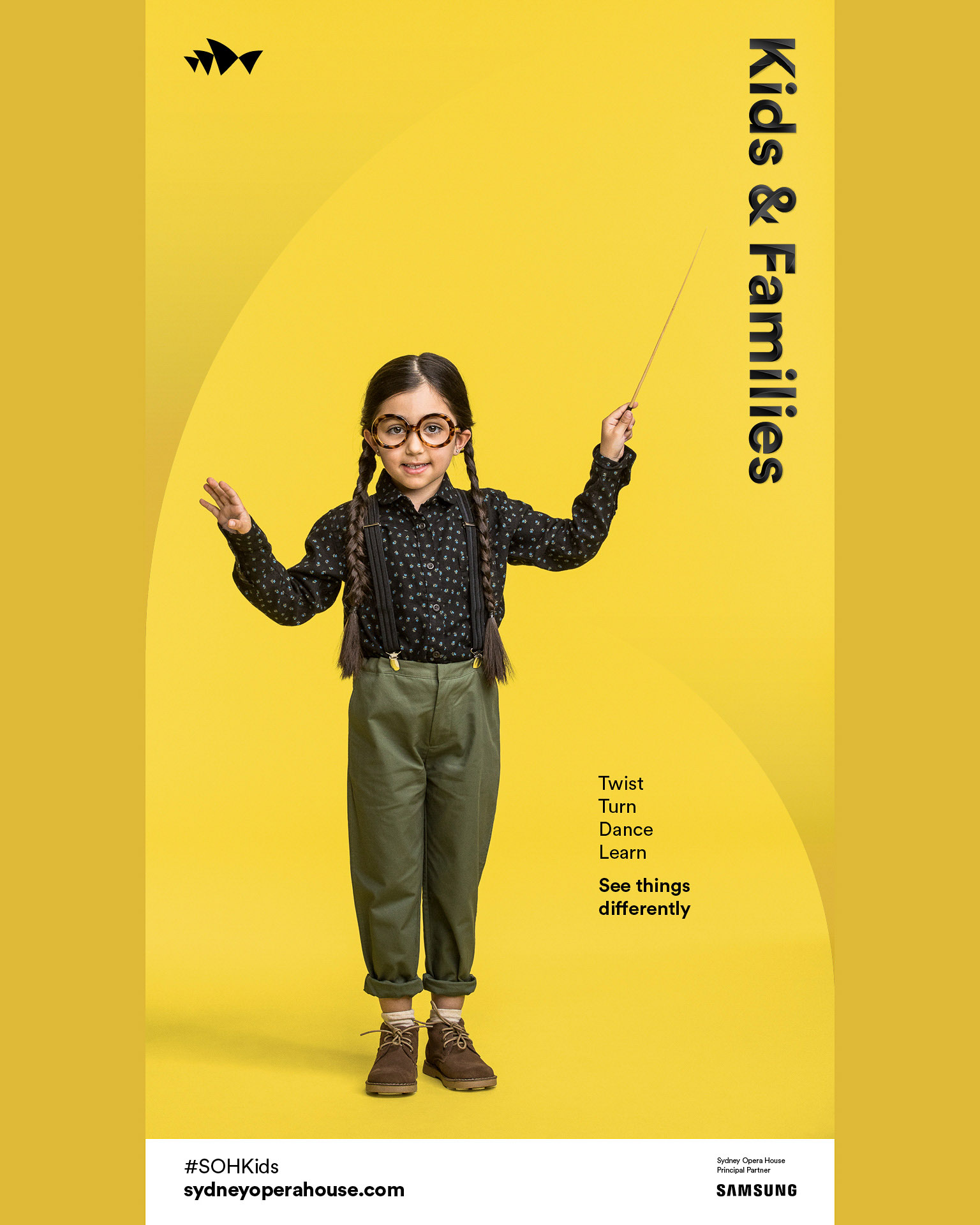 Kids and Families - SOH Brand Campaign