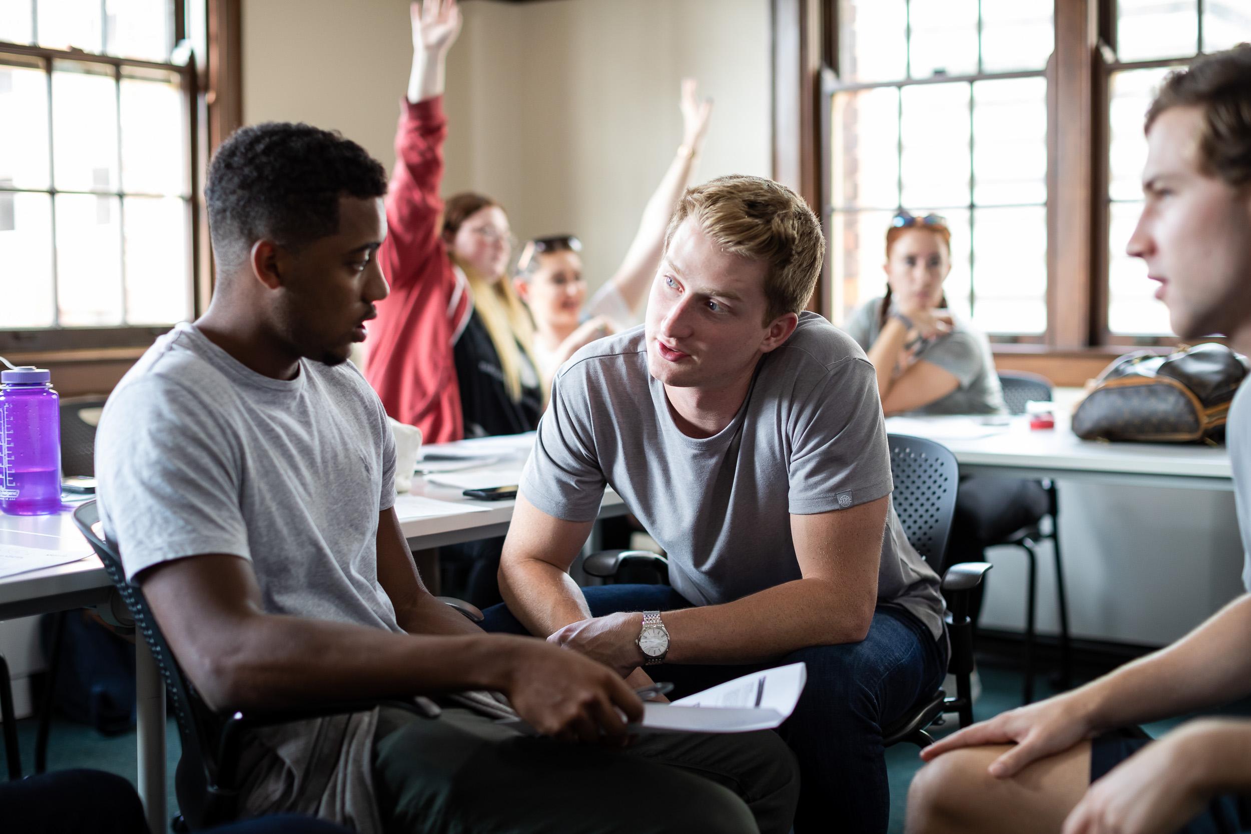 Class - Marketing - Andy West - NYU Sydney 2018