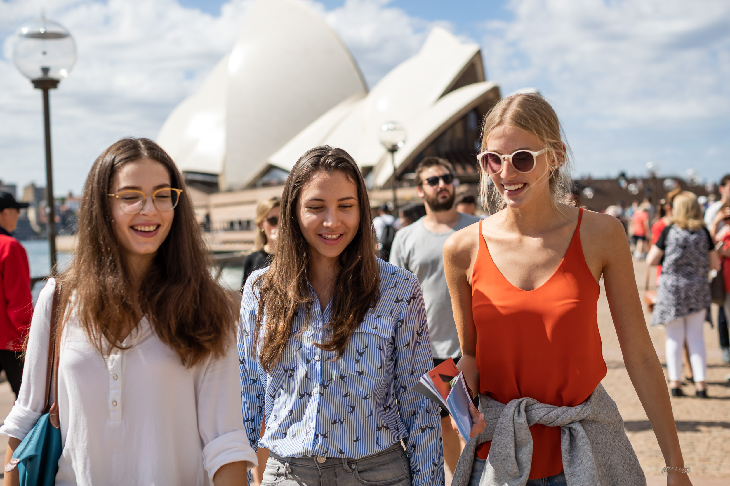 Event - Field Trip - Marketing - Andy West - NYU Sydney 2018