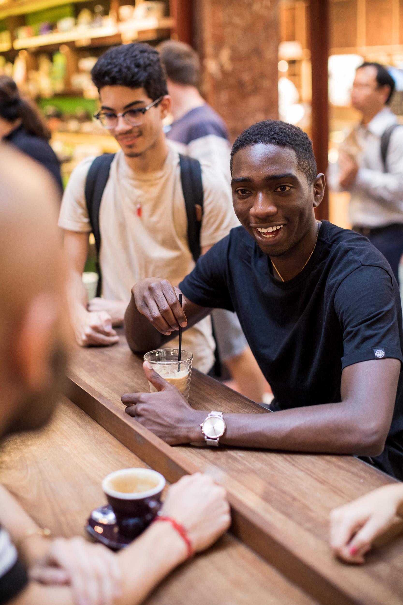 Freestyle - Student Life - NYU Sydney 2018