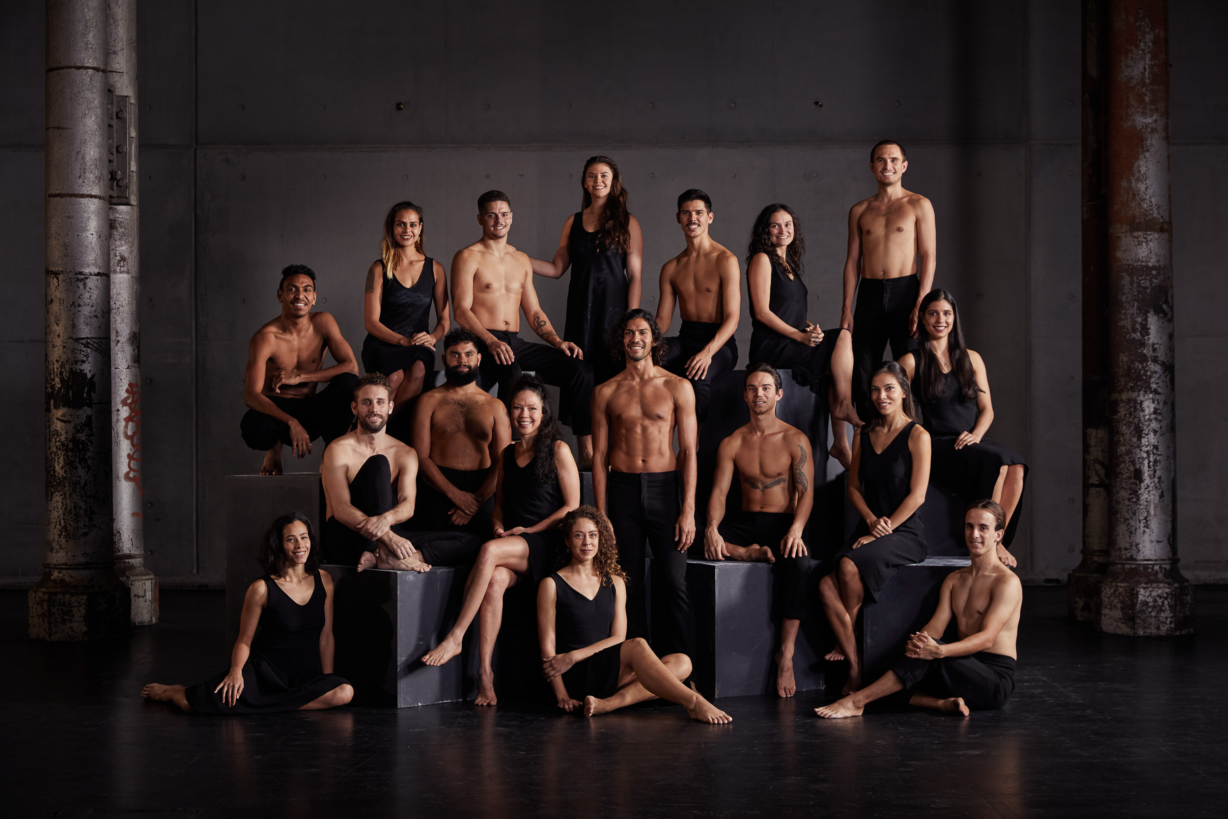 Bangarra Dancers