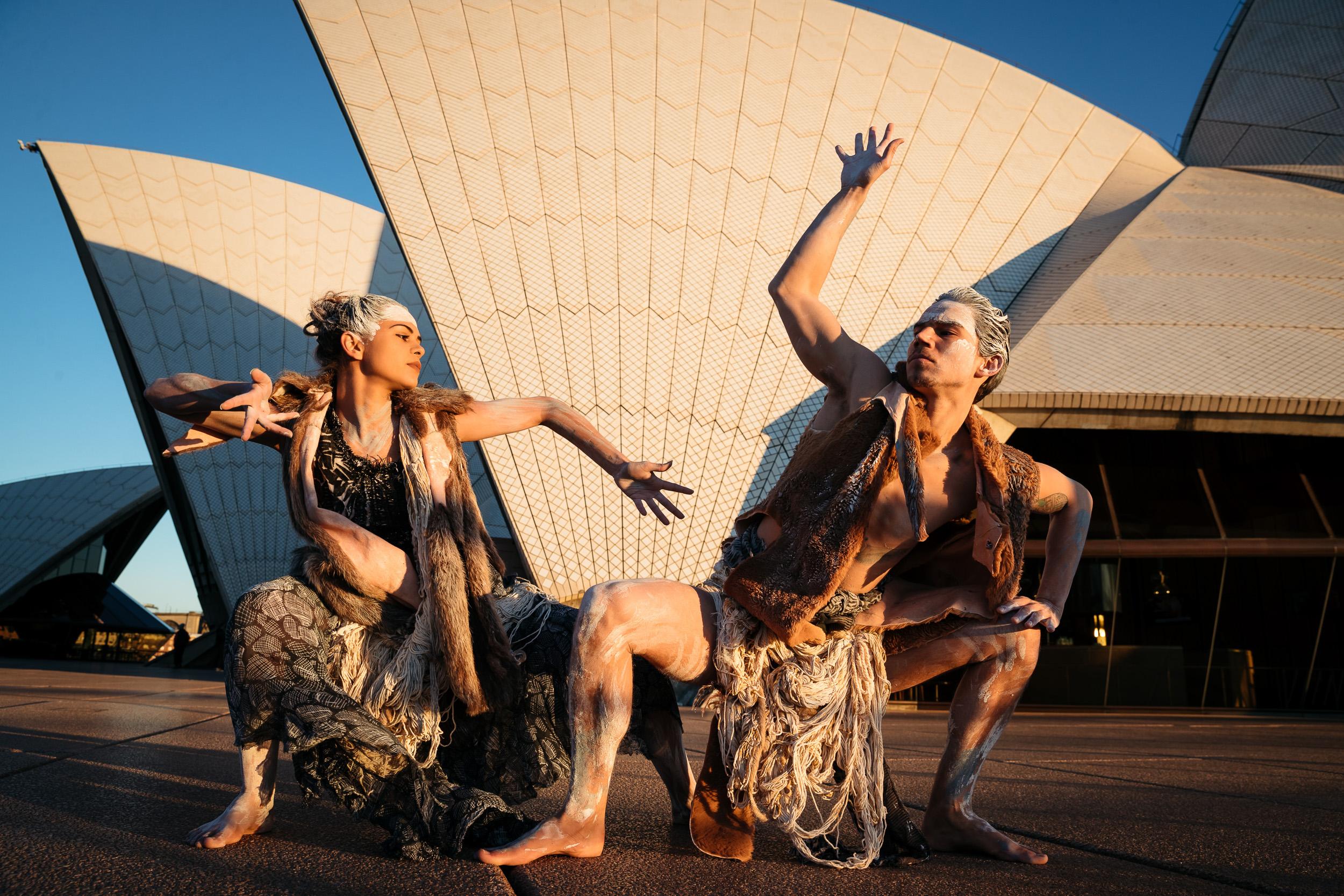 Bangarra x Sydney Opera House