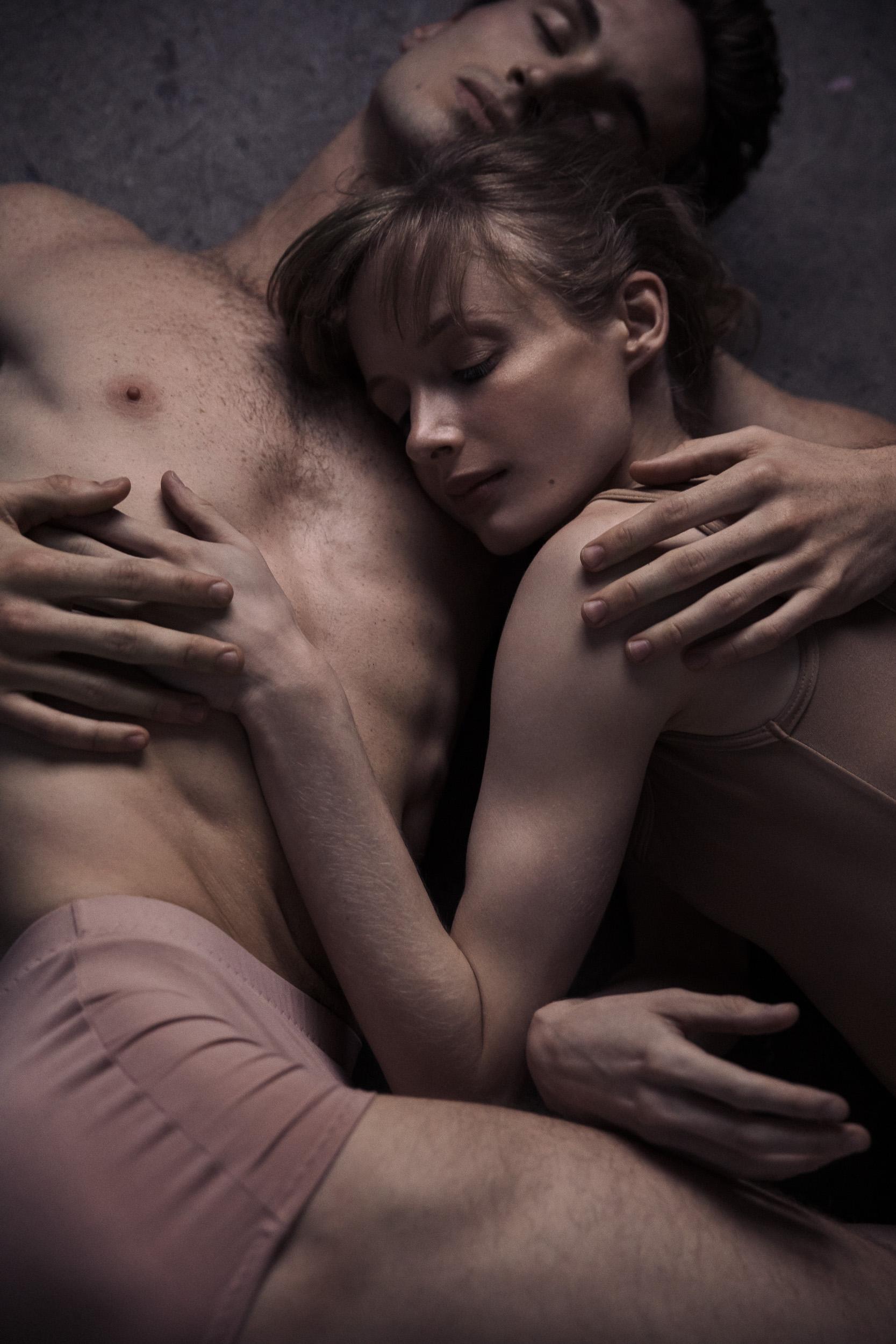 Nathan Brook and Lisa Craig