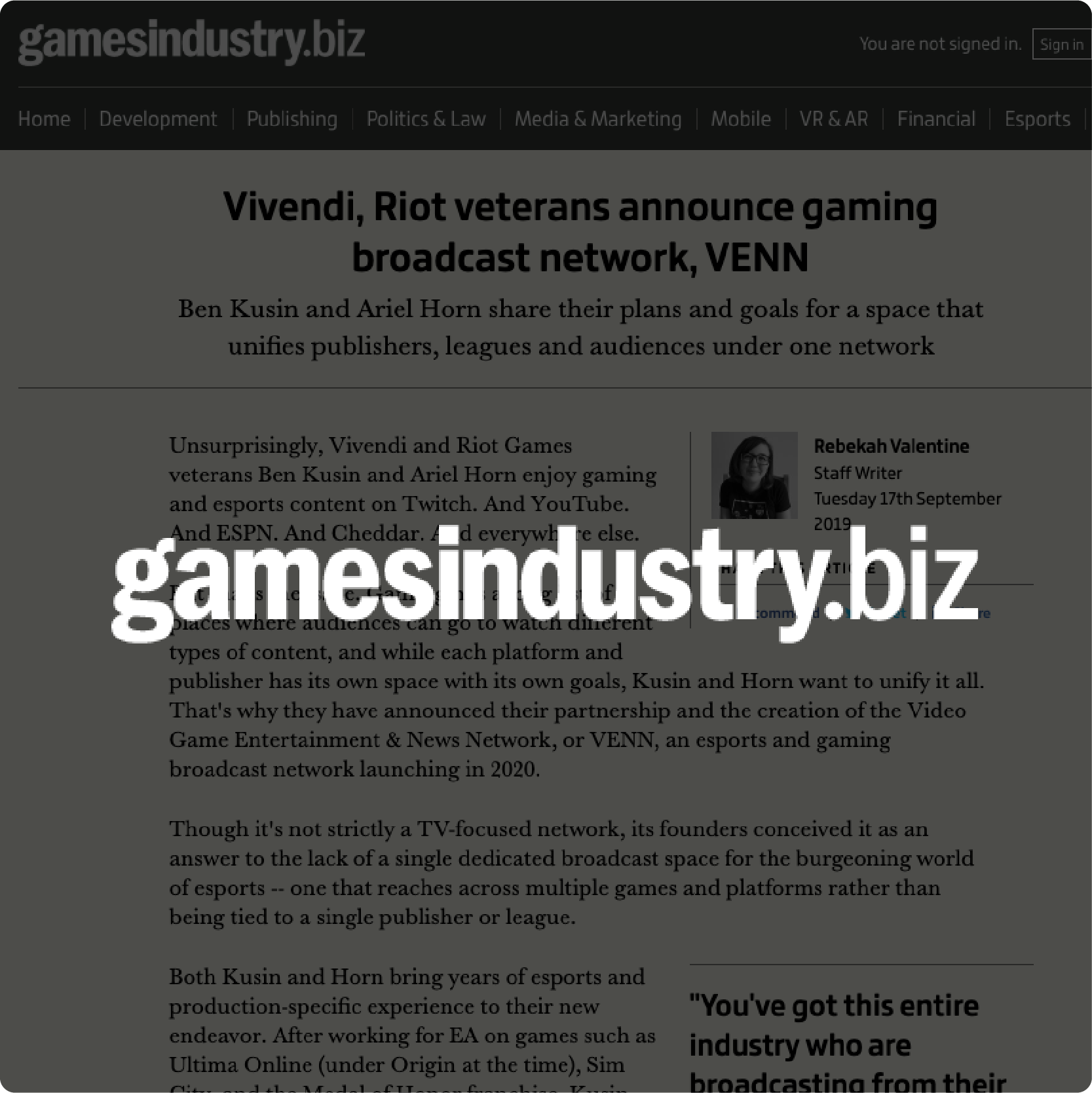 GameBiz
