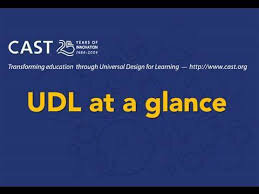 UDL at a Glance Video