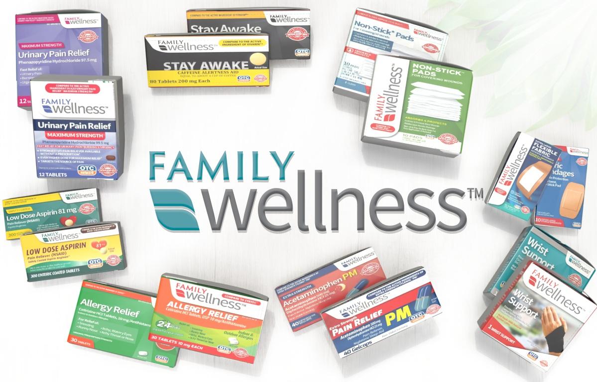 Family Wellness Rebrand Art Directed by Zach Woodard