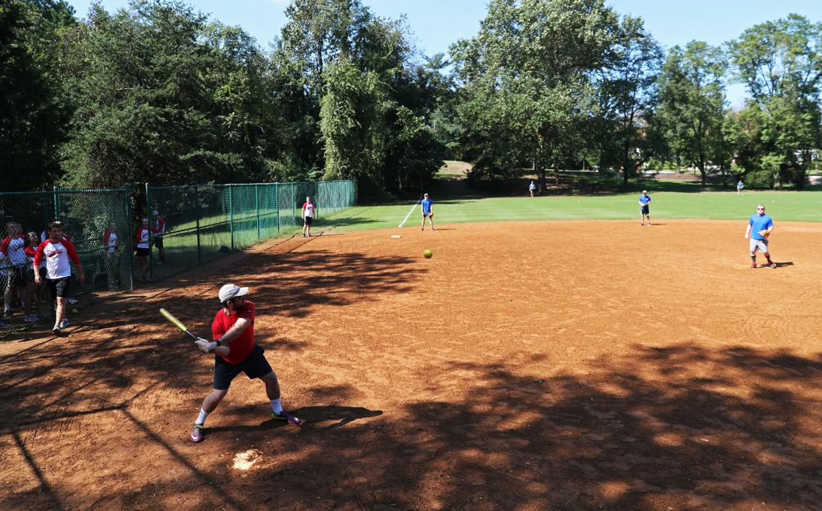The Regular season on the North Grounds - In addition to the annual UVA Law Softball Invitational, NGSL organizes, officiates, and manages the intramural softball seasons on North Grounds.