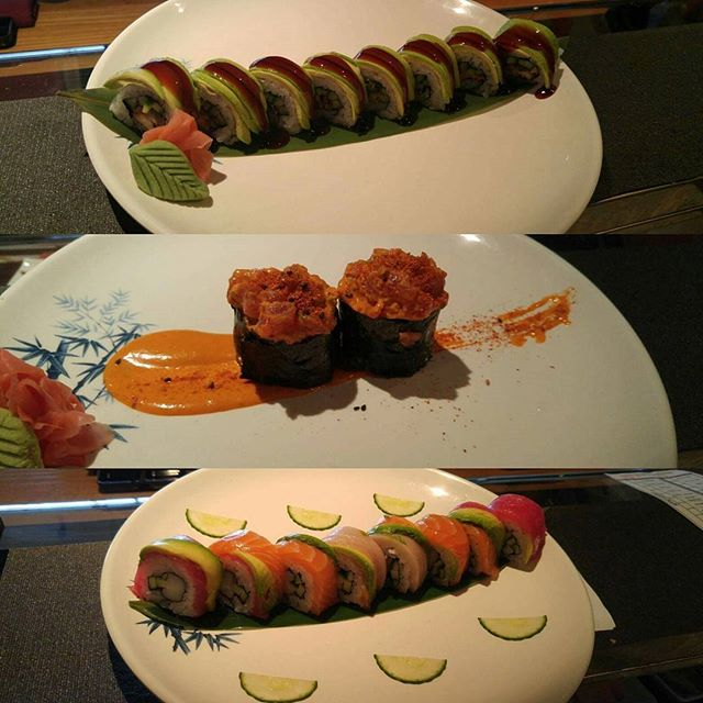 Whos craving some sushi?? fill your sushi desires @ Kabuki tonight in Roanoke or Christiansburg!