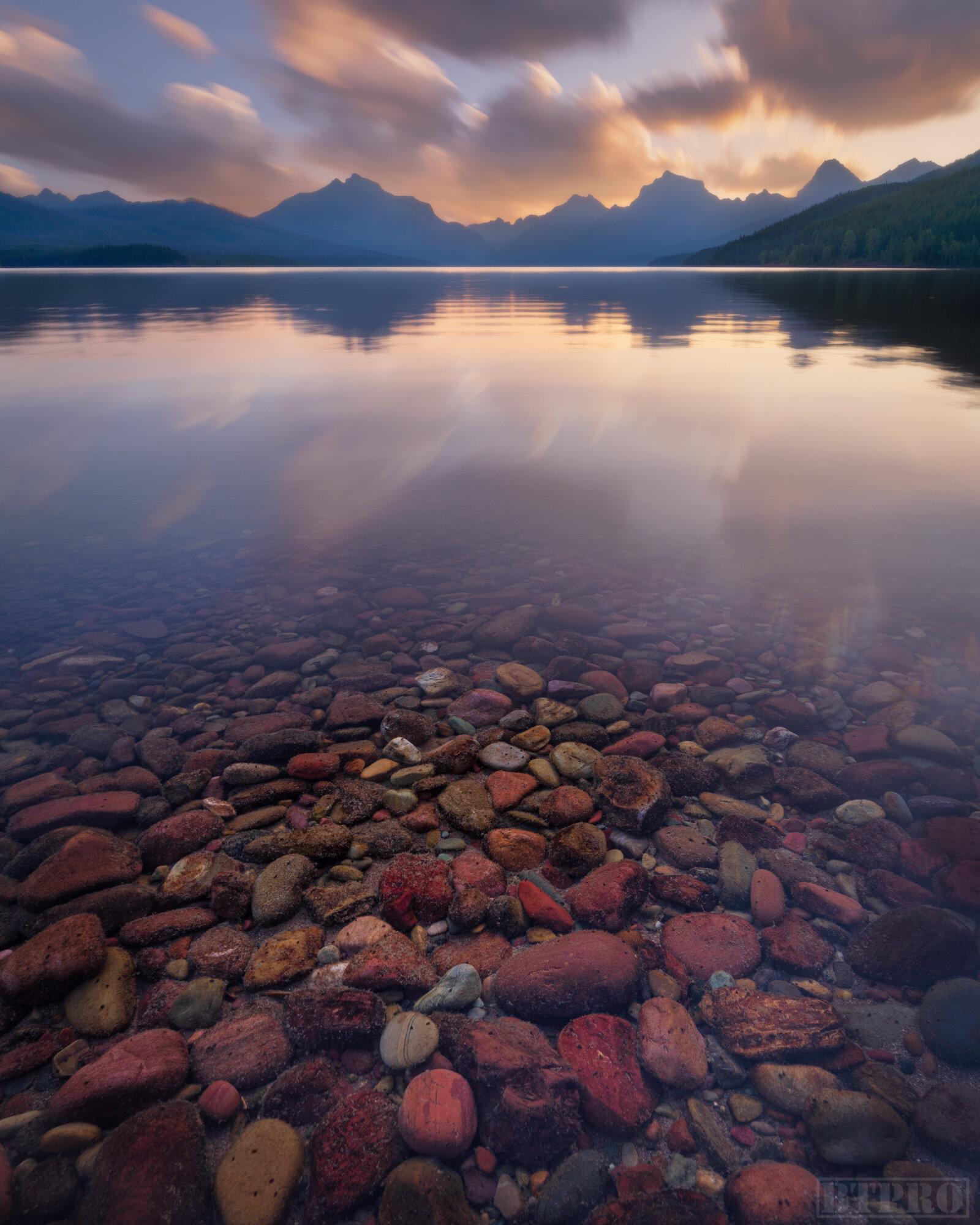 Fruity Pebbles Comp at Lake McDonald