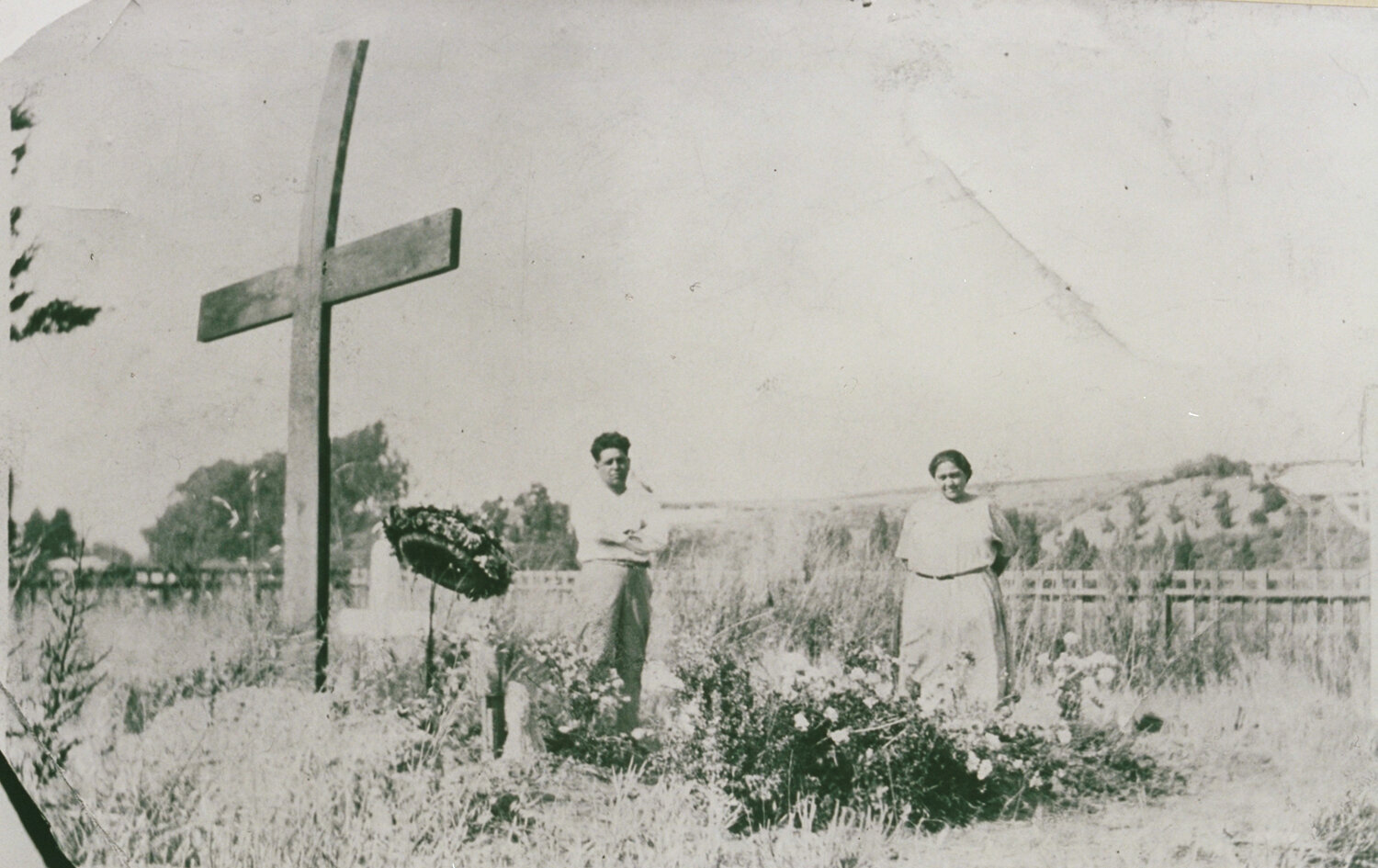 Marquez Family Cemetery  Young Family Collection