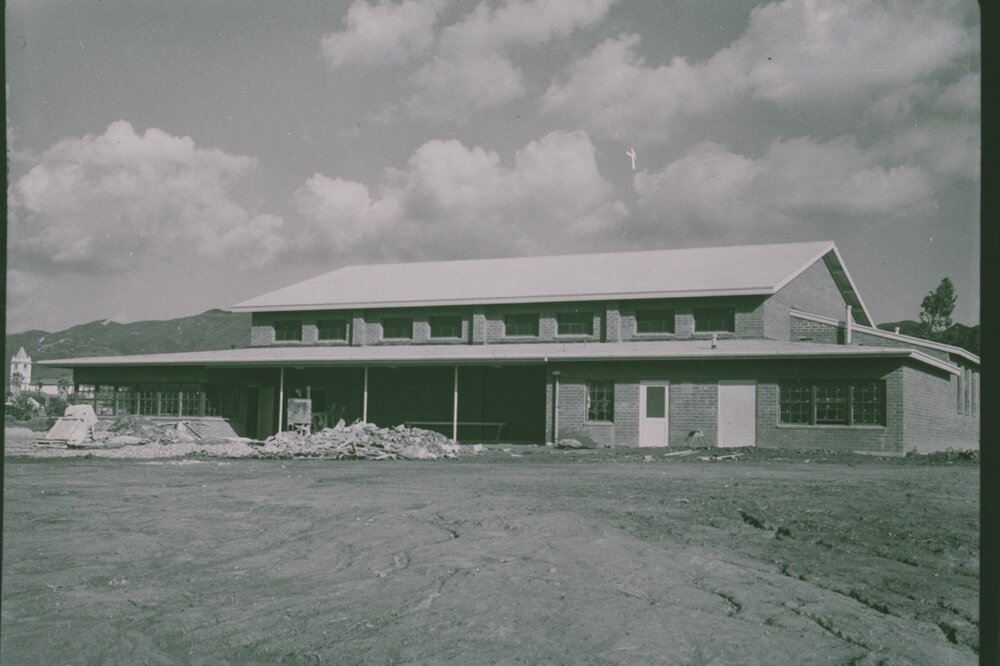 Recreation Center during construction  Zola Clearwater Collection