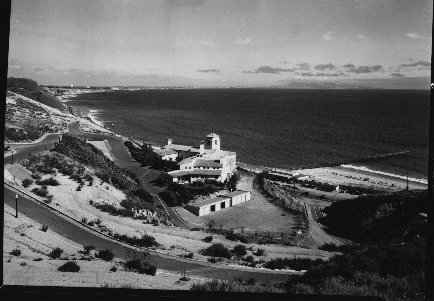 Bel-Air Bay Club 1927