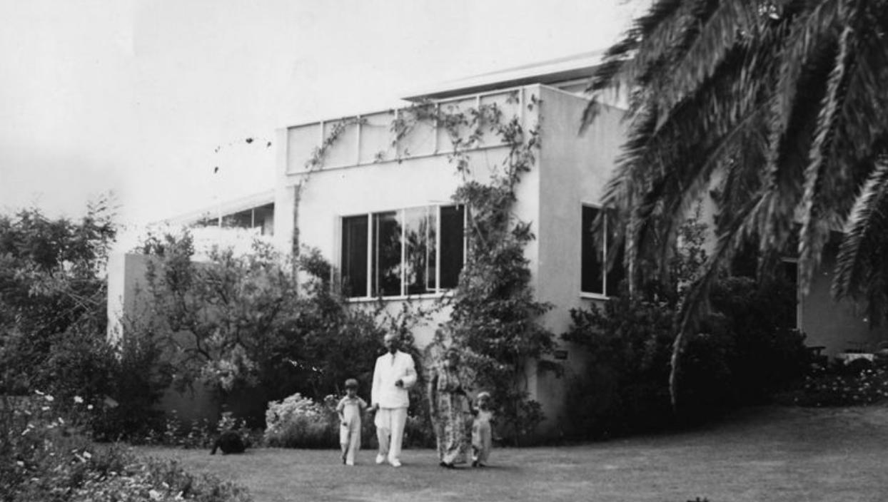 Thomas Mann Residence 1941