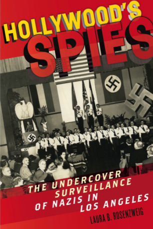 Cover for Hollywood's Spies