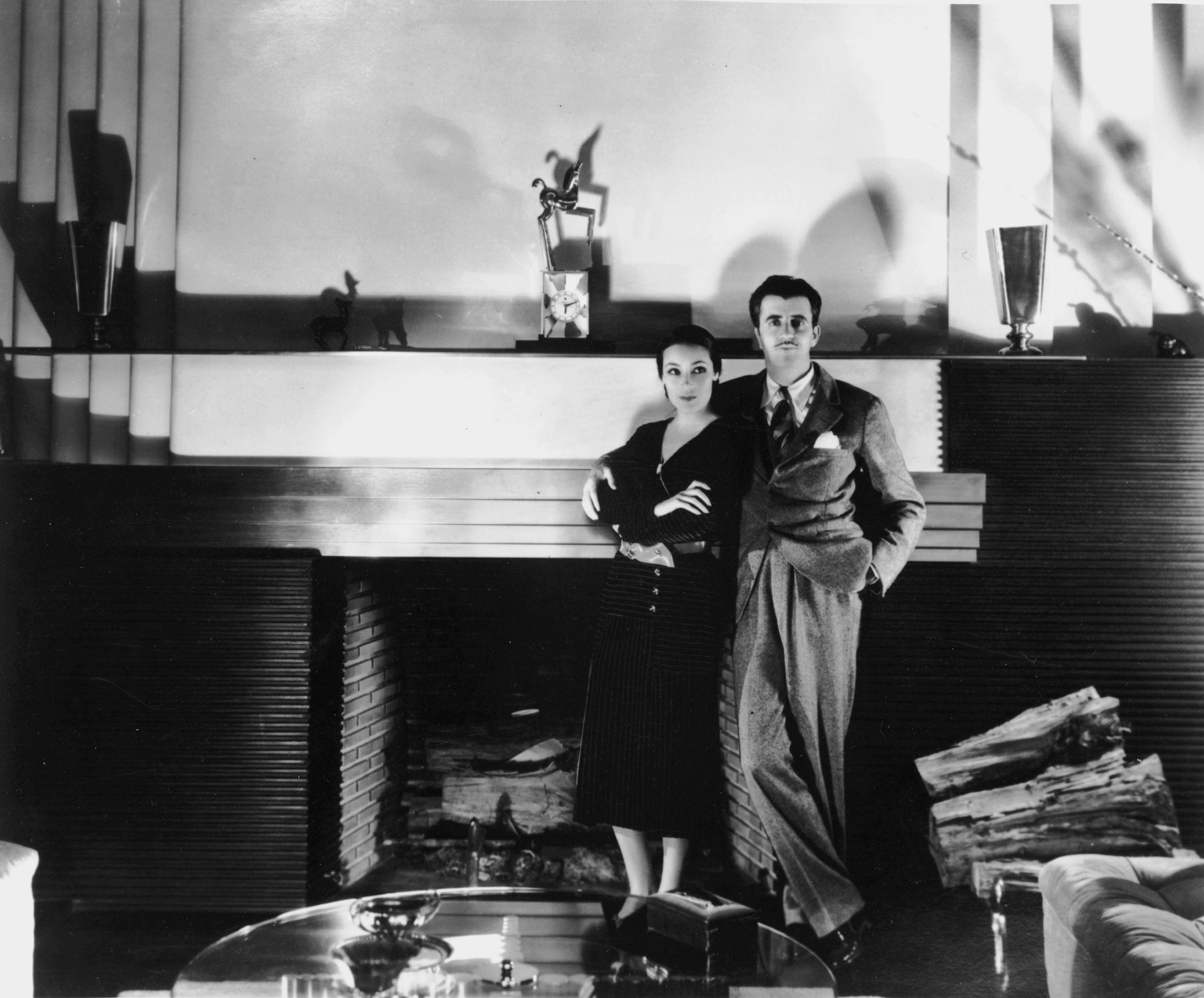Delores Del Rio House 1929